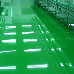 Sơn sàn epoxy cho nhà máy chế biến thực phẩm