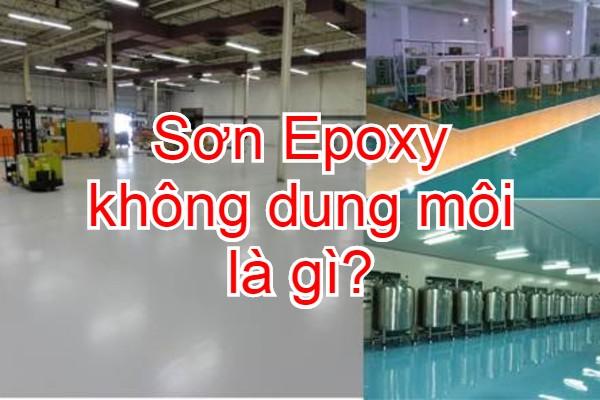 Đơn Vị Nhà Thầu Thi Công Sơn Sàn Epoxy Jotun