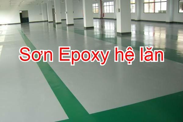Hướng Dẫn Thi Công Sơn Sàn Epoxy Kcc