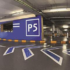 Sơn sàn epoxy cho trung tâm thương mại